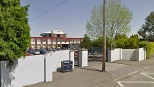 Bishop Vaughan Catholic School in Swansea