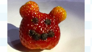 Simon's Blog - Strawberries That Look Like Other Things 2