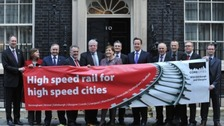 North West leaders among those lobbying for HS2