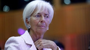 Christine Lagarde is accused of negligence.