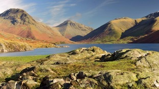 Wastwater, Great Gable and Wasdale Head