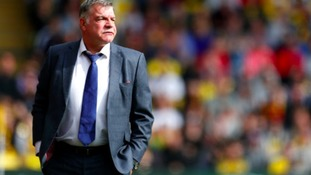 New England manager Sam Allardyce