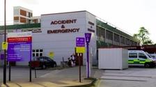 Bedford Hospital.