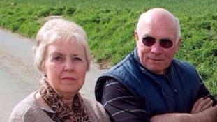 Sylvia and Peter Stuart.