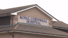 Royal Cornwal Hospital in Truro