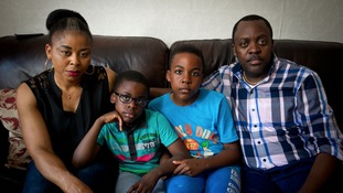 Family: Woman at school hurled 'racist abuse' at our son
