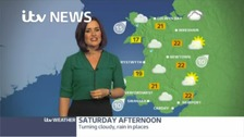 Wales Weather: Sunny and showers this weekend