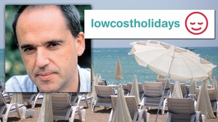Low Cost Holidays boss tells ITV News: I've been threatened over firm collapse
