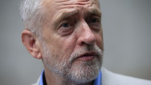 Jeremy Corbyn launches leadership campaign in Salford
