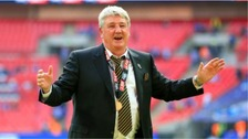 Steve Bruce leaves 'by mutual consent'