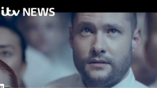 Back in his home city: Calum Scott