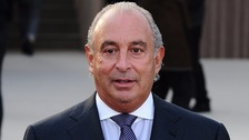 Sir Philip Green's knighthood is under review