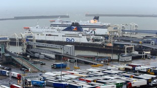 Drivers report ten hour delays at Port of Dover as France heightens security after terror attacks