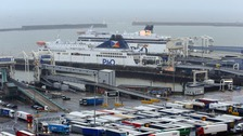 Ten hour delays at Dover as France heightens security