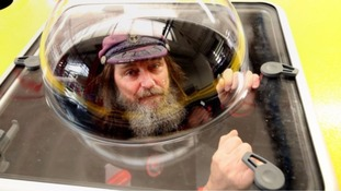'An historic and incredible flight': Has this hot air balloonist just smashed the round-the-world record?