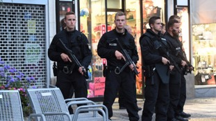 Police in Munich