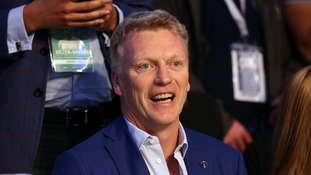 Former Man United and Everton boss David Moyes replaces Sam Allardyce as Sunderland manager