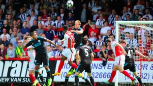 West Brom's pre-season friendly against PSV Eindhoven called off by police