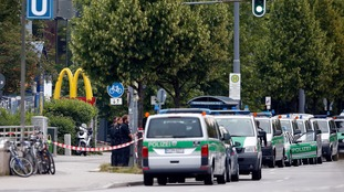 Munich shooting was not linked to Islamic State
