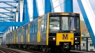 The Tyne and Wear Metro