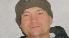 Simon Watson, 45, was last seen on CCTV at a bank in Birkenhead days after going missing.