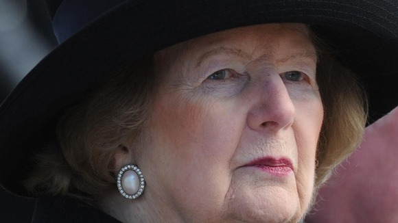 Baroness Thatcher celebrated her 87th birthday on Saturday.