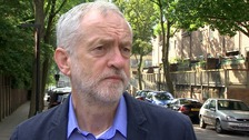 Jeremy Corbyn: Intimidation is not allowed in Labour party