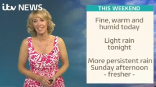 Here's Emma with the latest Granada weather for Saturday