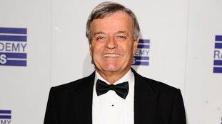 Tony Blackburn pictured last year