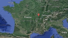 Bus carrying Briish teenagers crashes in France injuring 13