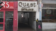 Quest nightclub in Wakefield
