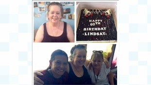 Lindsay Sandiford celebrates 60th birthday in prison