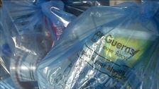 Drop in recycling rate in Guernsey