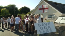 Petition against plans to build on former vinery site gathers support