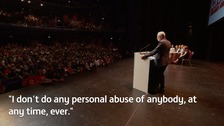 Corbyn: Abuse has no place in Labour Party