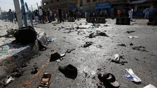 Aftermath of the attack