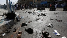 At least 80 dead after Kabul protest suicide attack