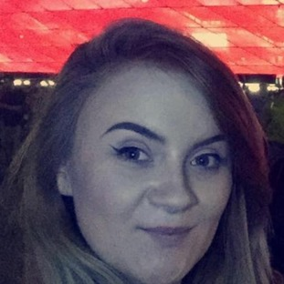 20 year old Amy Landsburgh was in Munich during the shooting
