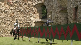 English Heritage calls for jousting to be made Olympic sport