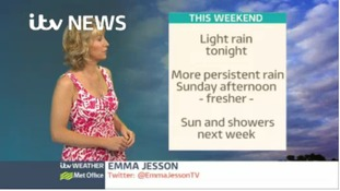 Weather: Weekend round-up
