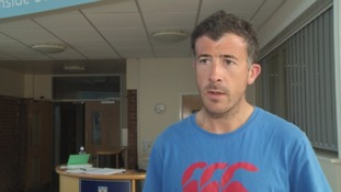 Gareth Burton, acting headmaster