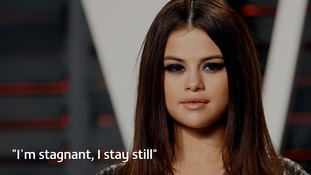 US singer Selena Gomez says she feels 'extremely unauthentic' and needs to rethink her life