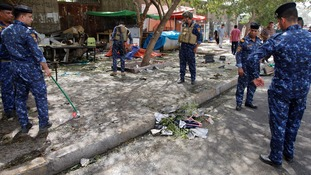 Suicide bomber kills 14 at Baghdad checkpoint