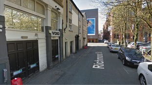 The victim went into cardiac arrest after he was head-butted outside the Void nightclub in Manchester's gay village.