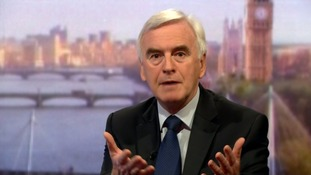 'We've got to stop this now': McDonnell makes emotional appeal to Labour Party