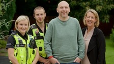 Bobbies help save jogger's life in Sutton Coldfield