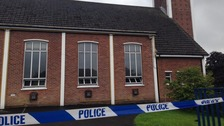 An arson attack has been carried out on a Presbyterian Church in Belfast.