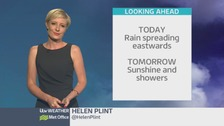 Wales Weather: A rainy day ahead