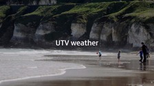 Heavy showers expected.