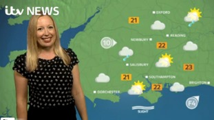 Philippa has Monday's weather for the west